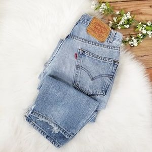 Vintage Levis 550 Relaxed Fit Jeans Distressed